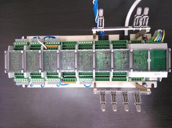 Промышленный контроллер БУК